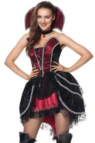 Deluxe Queen Vampire Costume