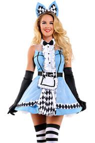 Tuxedo Alice Fairytale Costume