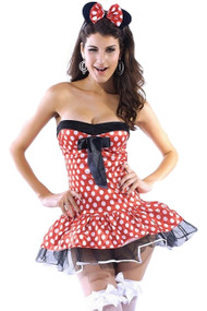 Minnie Tube Tutu Costume