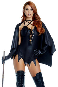 Sultry Witch Sexy Costume