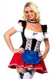 Daisy Sexy Beer Stein Babe Costume XL