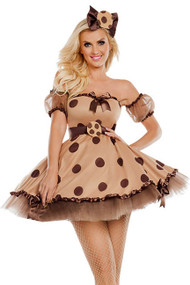 Delicious Choco Chip Cookie Babe Costume