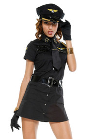Feisty Military Pilot Costume