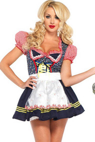 Country Girl Beer Maid Costume