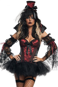 Vampire Mistress of the Night Halloween Costume