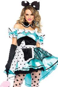 Fashionista Alice in Wonderland Costume