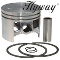 HYWAY STIHL 52MM 046, MS 460  PISTON RINGS ASSEMBLY NEW