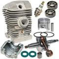 STIHL 021 023 025 MS 210 250 SHORT BLOCK ENGINE REBUILD KIT 42.5MM