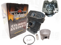 WARHAWK CYLINDER KIT NEW FITS STIHL 025, MS 250 MS 230, 021, 023,