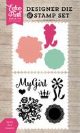 My Girl Die/Stamp Set