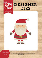 Jolly Santa Die Set
