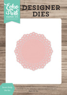 Sweet Doily Die Set