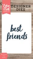 Best Friends Word Die Set