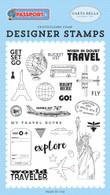 Get Set Go Stamp