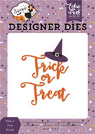 Trick or Treat Hat Die Set