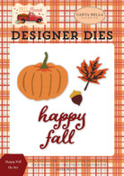 Happy Fall Die Set