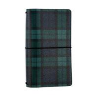 Black Watch Travelers Notebook
