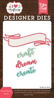 Create Banner Die Set