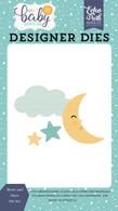 Moon  & Stars Die Set