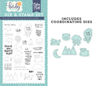 New Arrival Die & Stamp Set