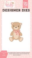 Sweet Teddy Bear Die Set