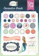 Mermaid Dreams Decorative Brads