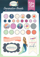 Mermaid Dreams Decorative Brads