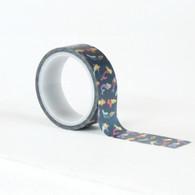 Blue Lagoon Decorative Tape