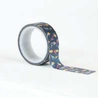 Blue Lagoon Decorative Tape