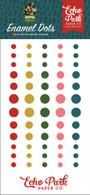 Animal Safari Enamel Dots