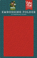 Leopard Embossing Folder