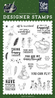 Off to Neverland Stamp Set