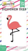 Cool Flamingo Die Set