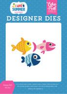 Happy Fish Die Set
