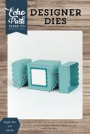 Popper Box 3-D Die Set