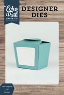 Take Out Box 3-D Die Set