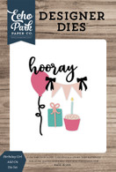 Birthday Girl Add-On Die Set
