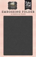 Elegant Damask Embossing Folder