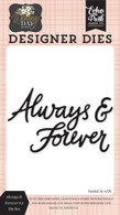 Always & Forever #2 Die Set