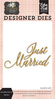 Just Married #2 Die Set
