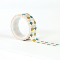 Pineapples Decorative Tape