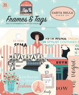 En Vogue Frames & Tags Ephemera