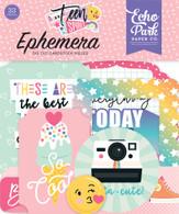 Teen Spirit Girl Ephemera
