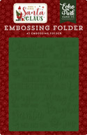 Christmas Cheer Embossing Folder