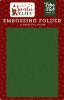 Deck The Halls Embossing Folder