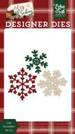 Cozy Snowflakes Die Set