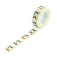 Holiday Jars Washi Tape