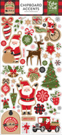 My Favorite Christmas Chipboard Accents