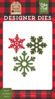 Festive Snowflakes Die Set