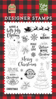 Be Merry Stamp Set